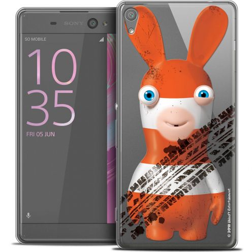 """Crystal Xperia XA Ultra 6"""" Case Lapins Crétins™ On the Road"""