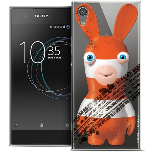 """Crystal Gel Sony Xperia XA1 Ultra (6"""") Case Lapins Crétins™ On the Road"""