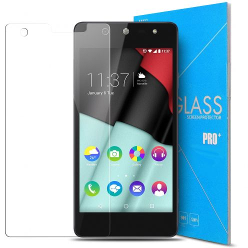 Glass Pro+ Ultra HD 9H 0.33mm Tempered Glass Screen Protector for Wiko Selfy 4G