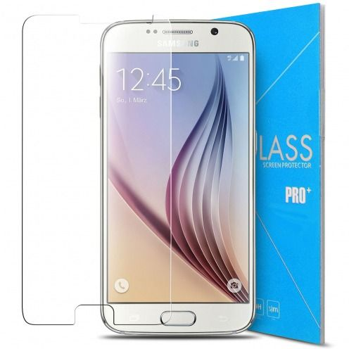 Glass Pro+ Ultra HD 9H 0.33mm Tempered Glass Screen Protector for Samsung Galaxy S6