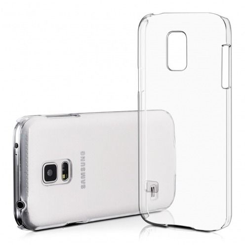 Slim Crystal Clear Hard Case for Samsung Galaxy S5 Mini