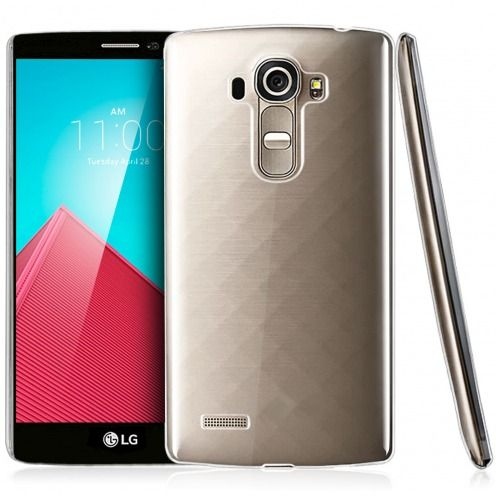 Slim Crystal Clear Hard Case for LG LG G4s / Mini