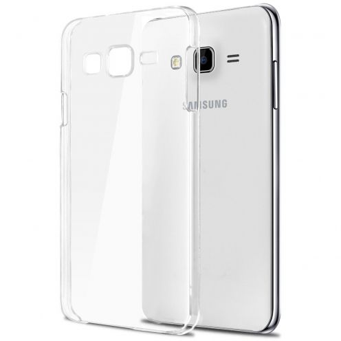 Slim Crystal Clear Hard Case for Samsung Galaxy J5
