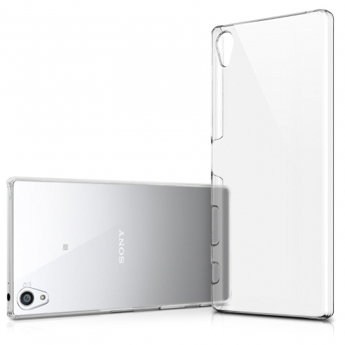 Slim Crystal Clear Hard Case for Sony Xperia Z5 Premium