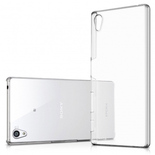 Slim Crystal Clear Hard Case for Sony Xperia Z5