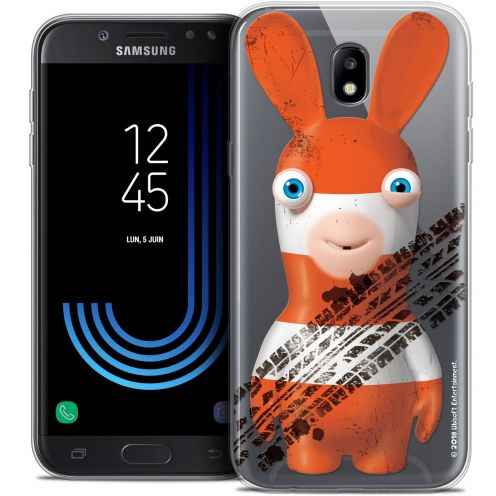 "Crystal Gel Samsung Galaxy J5 2017 J530 (5.2"") Case Lapins Crétins™ On the Road"