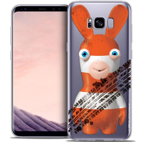 Crystal Gel Samsung Galaxy S8+/ Plus (G955) Case Lapins Crétins™ On the Road