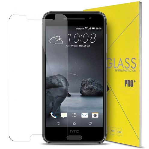 Glass Pro+ Ultra HD 9H 0.33mm Tempered Glass Screen Protector for HTC One A9