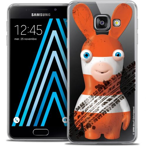 Crystal Galaxy A3 2016 (A310) Case Lapins Crétins™ On the Road