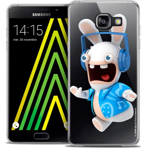 Crystal Galaxy A5 2016 (A510) Case Lapins Crétins™ Techno Lapin