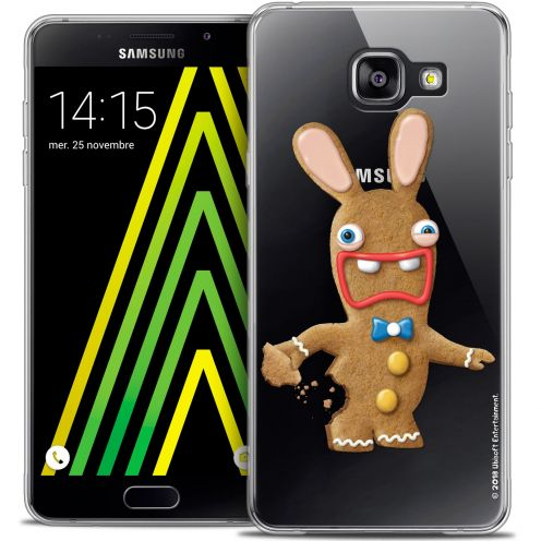 Crystal Galaxy A5 2016 (A510) Case Lapins Crétins™ Cookie