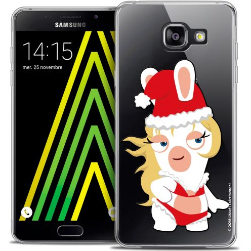 Crystal Galaxy A5 2016 (A510) Case Lapins Crétins™ Lapin Danseuse
