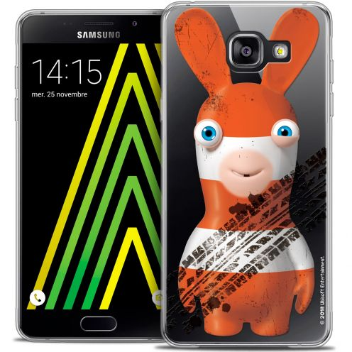 Crystal Galaxy A5 2016 (A510) Case Lapins Crétins™ On the Road