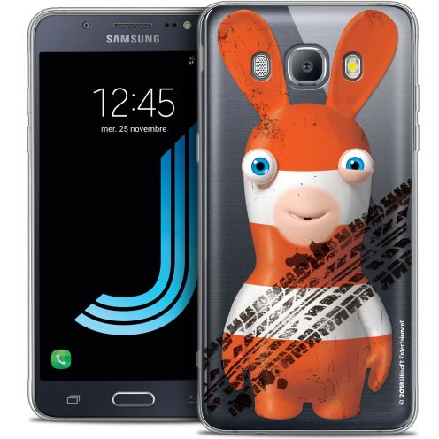 Crystal Galaxy J5 2016 (J510) Case Lapins Crétins™ On the Road