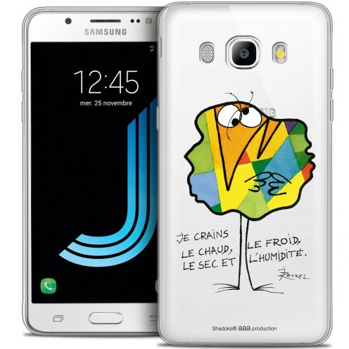 Extra Slim Crystal Galaxy J7 2016 (J710) Case Les Shadoks® Chaud ou Froid