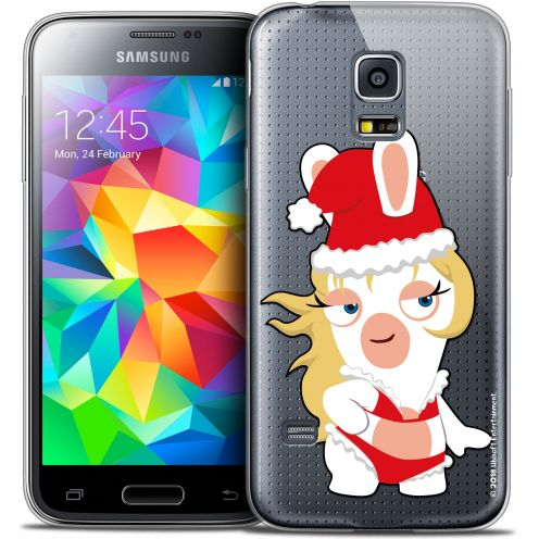 Crystal Galaxy S5 Mini Case Lapins Crétins™ Lapin Danseuse