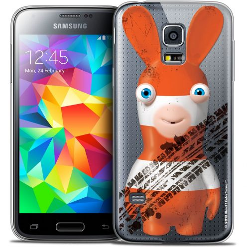 Crystal Galaxy S5 Mini Case Lapins Crétins™ On the Road