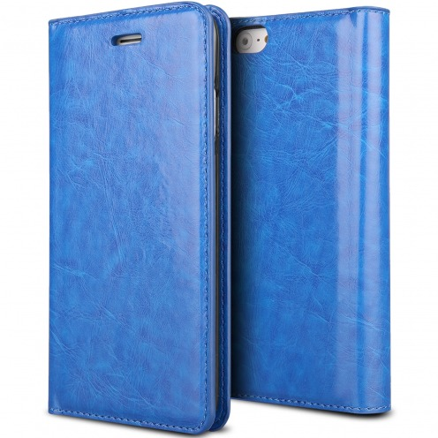 ProSkin Folio Smart Magnet Case for Apple iPhone 6/6s Blue