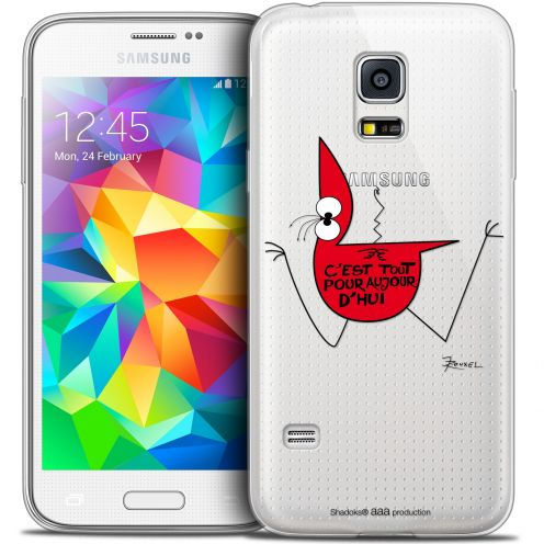Extra Slim Crystal Galaxy S5 Case Les Shadoks® C'est Tout