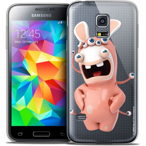 Crystal Galaxy S5 Case Lapins Crétins™ Extraterrestre