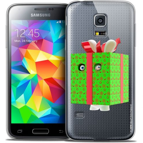 Crystal Galaxy S5 Case Lapins Crétins™ Lapin Surprise Vert