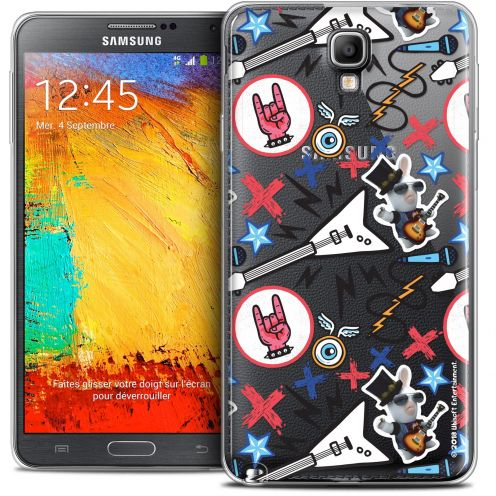 Crystal Galaxy Note 3 Neo / Lite Case Lapins Crétins™ Rock Pattern