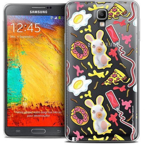 Crystal Galaxy Note 3 Neo / Lite Case Lapins Crétins™ Egg Pattern