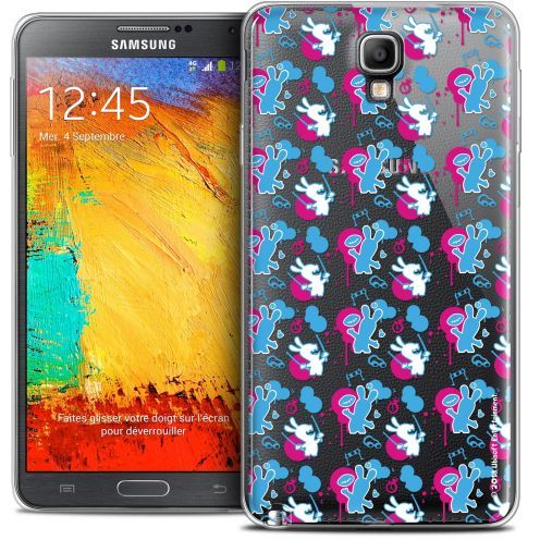Crystal Galaxy Note 3 Neo / Lite Case Lapins Crétins™ Rugby Pattern