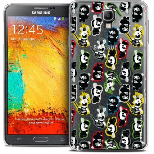 Crystal Galaxy Note 3 Neo / Lite Case Lapins Crétins™ Punk Pattern