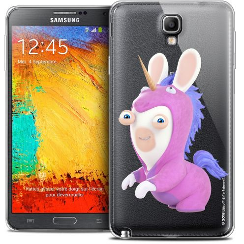 Crystal Galaxy Note 3 Neo / Lite Case Lapins Crétins™ Licorne