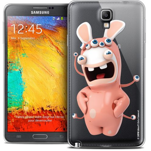 Crystal Galaxy Note 3 Neo / Lite Case Lapins Crétins™ Extraterrestre