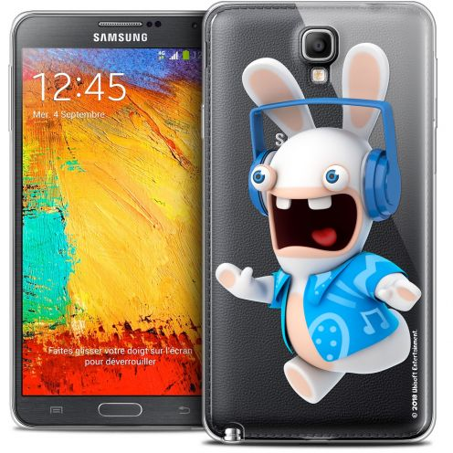 Crystal Galaxy Note 3 Neo / Lite Case Lapins Crétins™ Techno Lapin