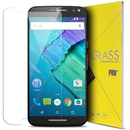Glass Pro+ Ultra HD 9H  Tempered Glass Screen Protector for Motorola Moto X Style