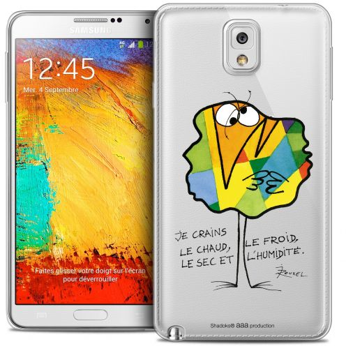Extra Slim Crystal Galaxy Note 3 Case Les Shadoks® Chaud ou Froid