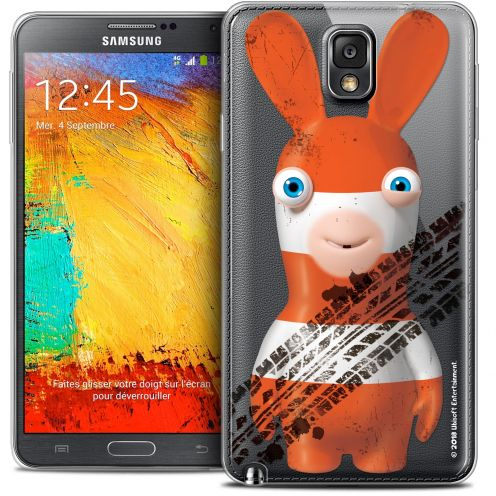 Crystal Galaxy Note 3 Case Lapins Crétins™ On the Road