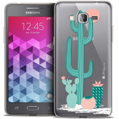 Extra Slim Crystal Galaxy Grand Prime Case Petits Grains® A l'Ombre des Cactus
