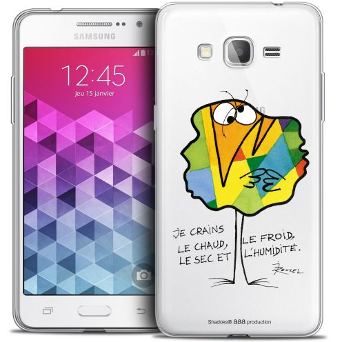 Extra Slim Crystal Galaxy Grand Prime Case Les Shadoks® Chaud ou Froid