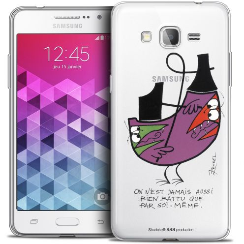 Extra Slim Crystal Galaxy Grand Prime Case Les Shadoks® Soi-Même