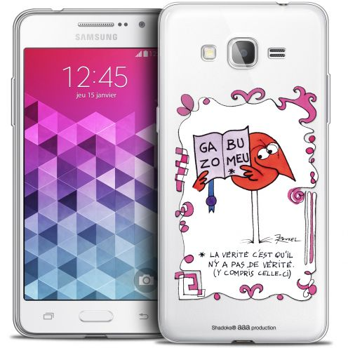 Extra Slim Crystal Galaxy Grand Prime Case Les Shadoks® La Vérité