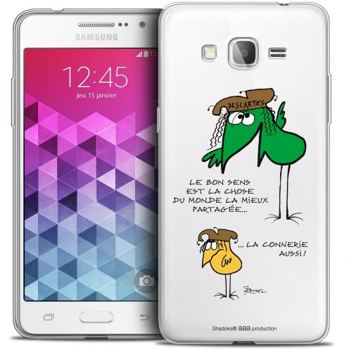 Extra Slim Crystal Galaxy Grand Prime Case Les Shadoks® Le Partage