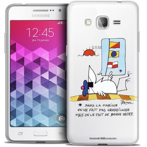 Extra Slim Crystal Galaxy Grand Prime Case Les Shadoks® La Marine