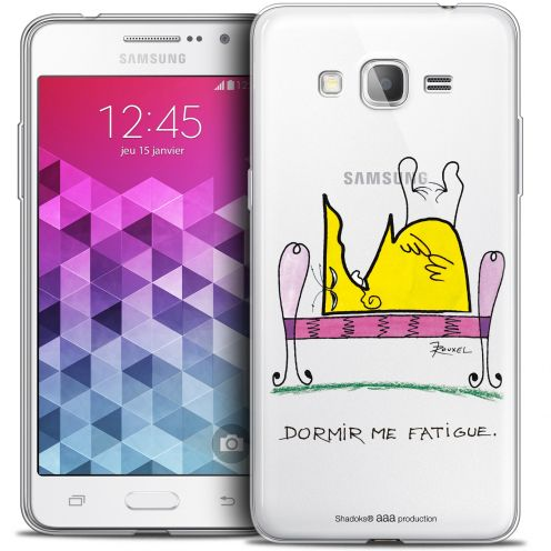 Extra Slim Crystal Galaxy Grand Prime Case Les Shadoks® Dormir