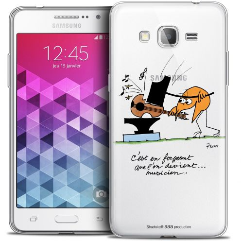 Extra Slim Crystal Galaxy Grand Prime Case Les Shadoks® Musicien