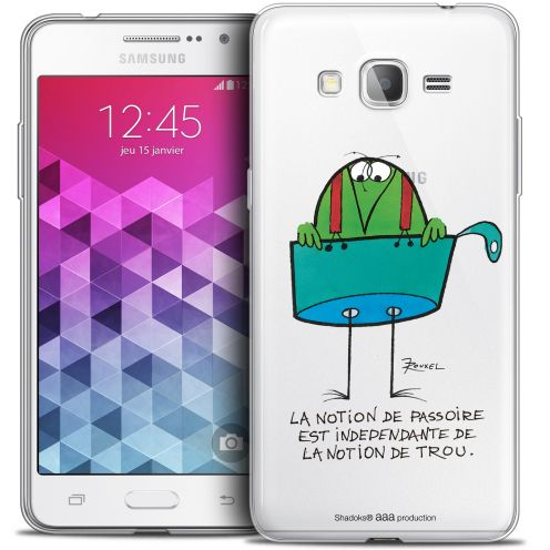 Extra Slim Crystal Galaxy Grand Prime Case Les Shadoks® La Passoire