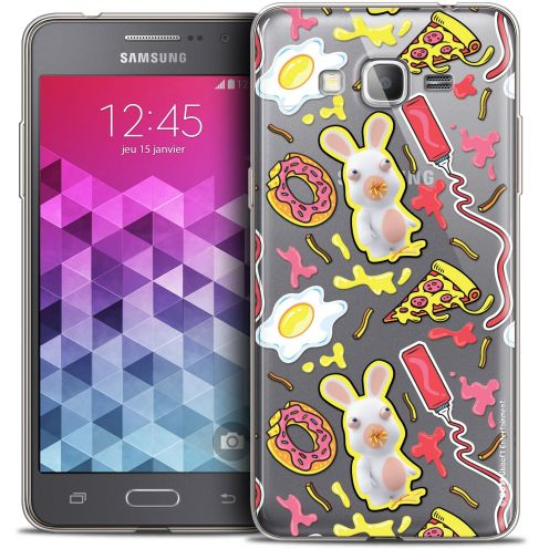Crystal Galaxy Grand Prime Case Lapins Crétins™ Egg Pattern