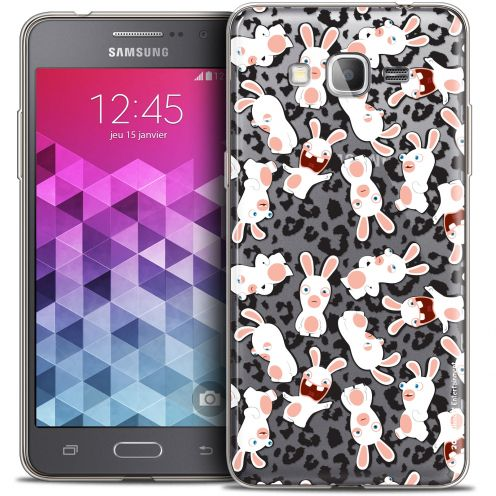Crystal Galaxy Grand Prime Case Lapins Crétins™ Leopard Pattern