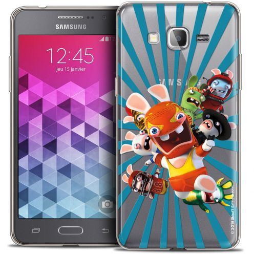 Crystal Galaxy Grand Prime Case Lapins Crétins™ Super Heros