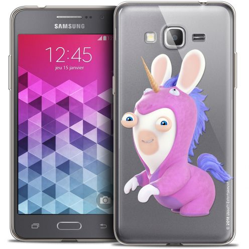 Crystal Galaxy Grand Prime Case Lapins Crétins™ Licorne