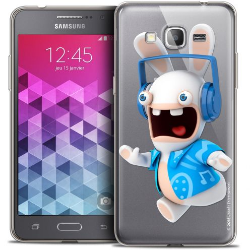 Crystal Galaxy Grand Prime Case Lapins Crétins™ Techno Lapin