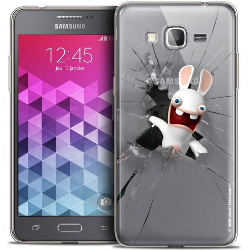 Crystal Galaxy Grand Prime Case Lapins Crétins™ Breaking Glass